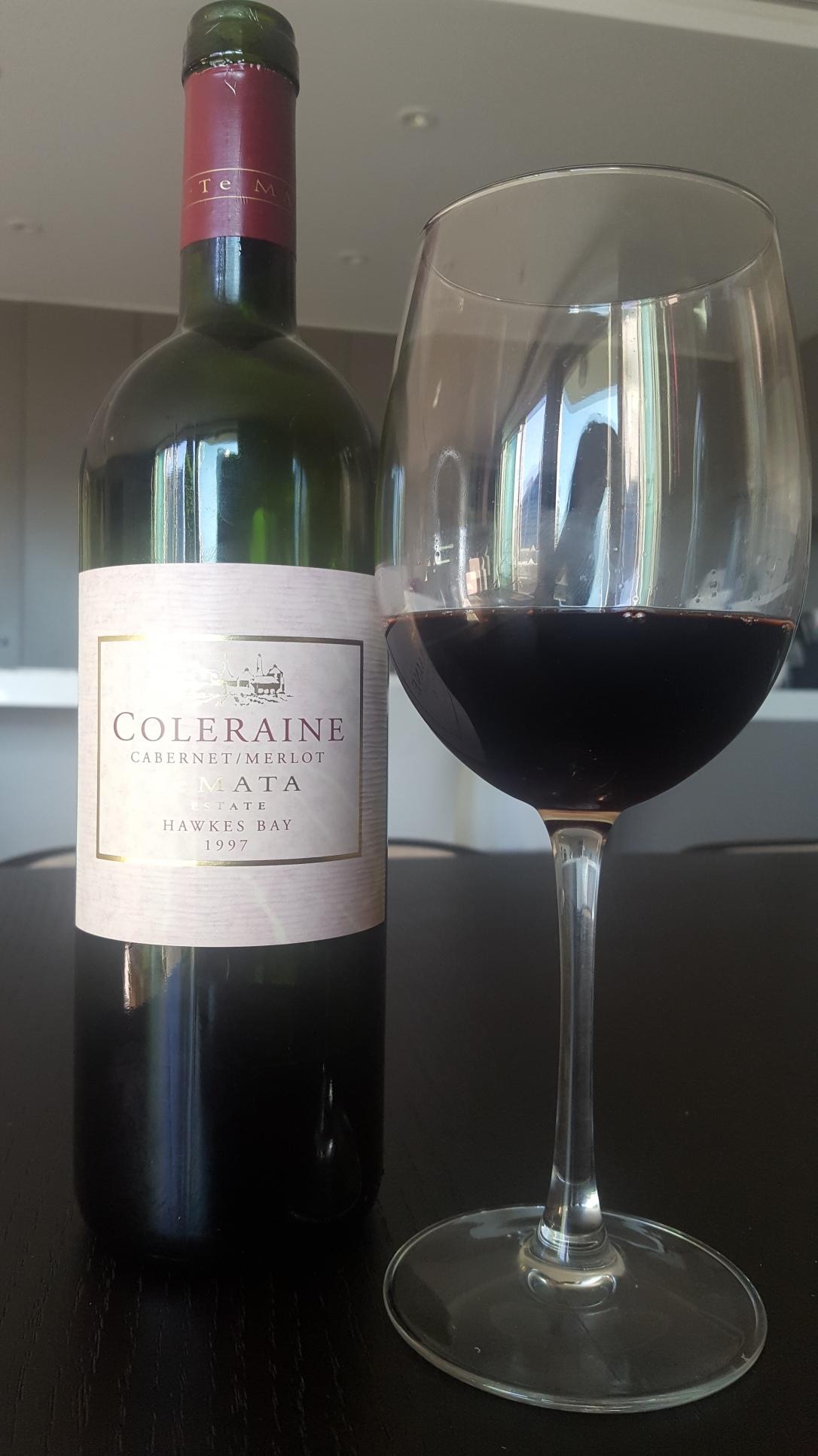 Coleraine Te Mata 1997