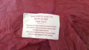Packaging soie Te Mata Coleraine