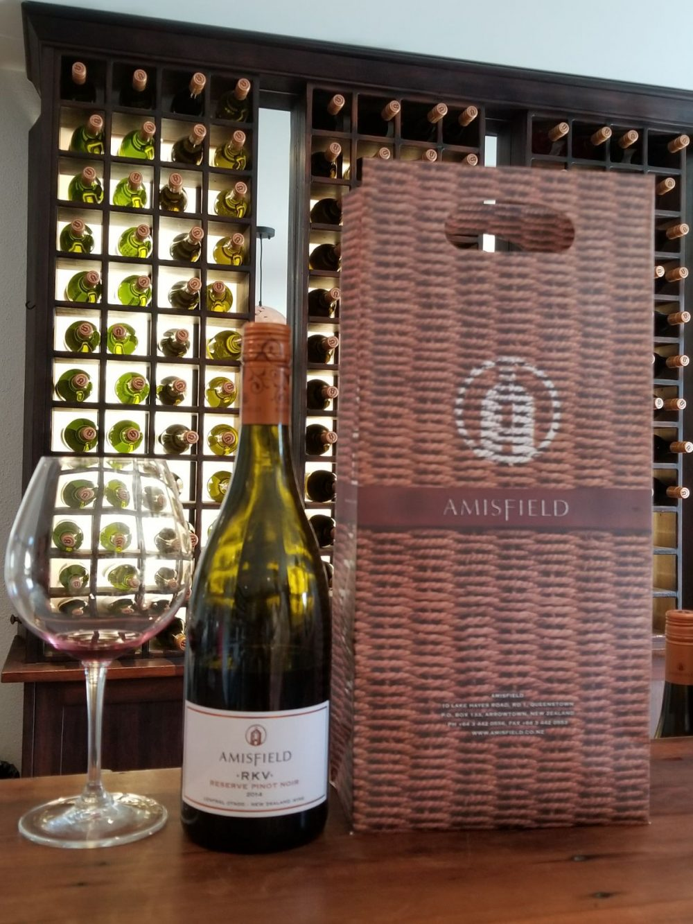Amisfield RKV Reserve Pinot Noir 2014
