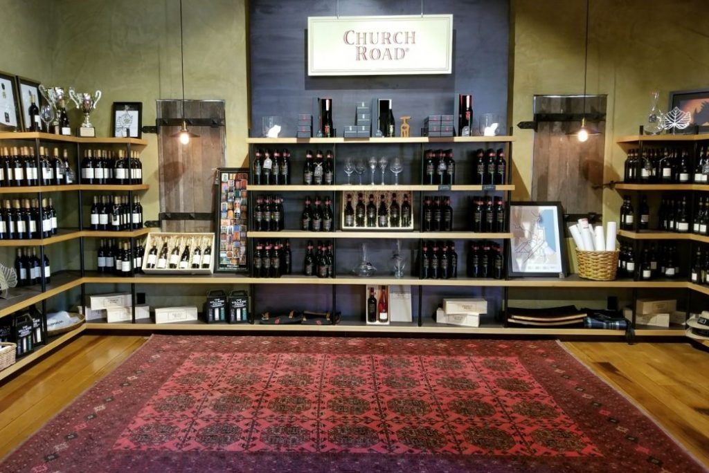 Church Road winery